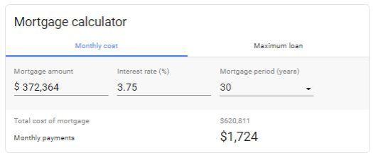 Mortgage -2019